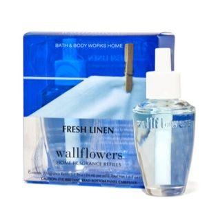 💎 FRESH LINEN WALLFLOWERS REFILLS 2-PACK